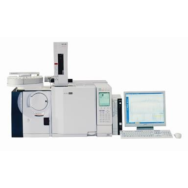 GC-MS: Gas Chromatograph - Mass Spectrometer